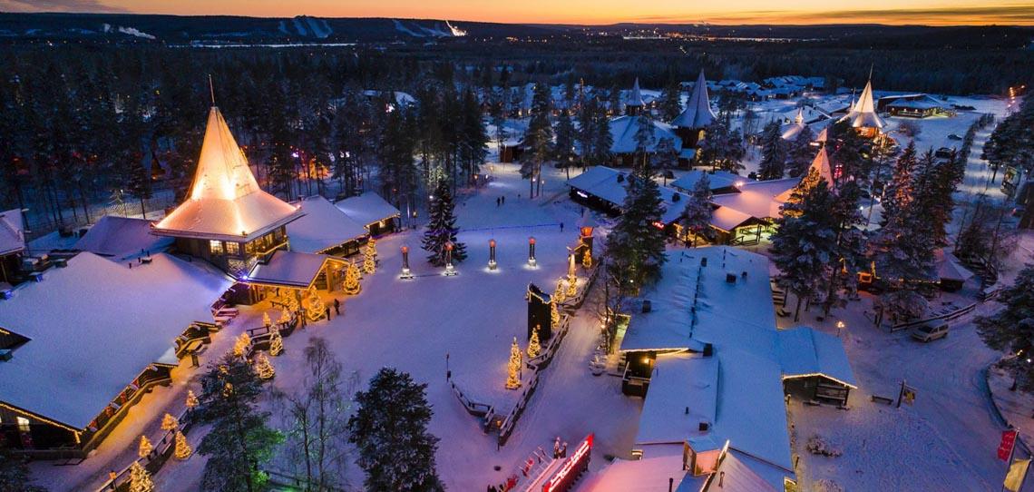 """Sống trong vùng """"mặt trời nửa đêm"""" Lapland-12"""