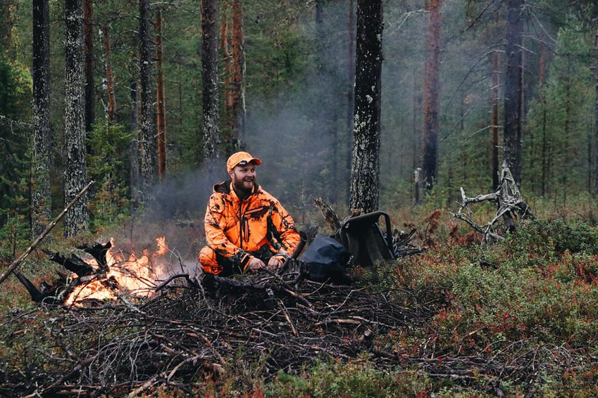 """Sống trong vùng """"mặt trời nửa đêm"""" Lapland-3"""