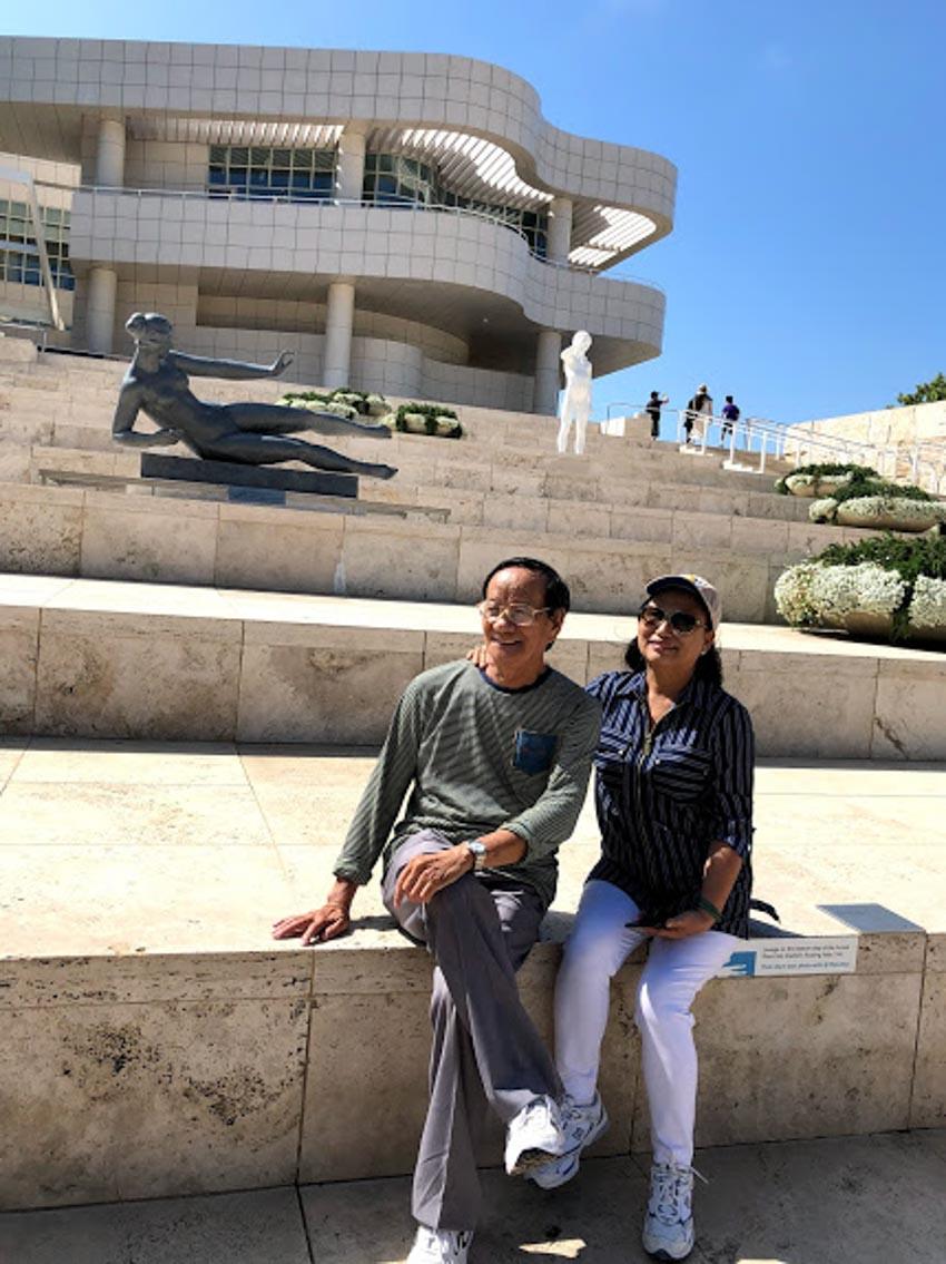 Tham quan Getty Museum ở Los Angeles-2