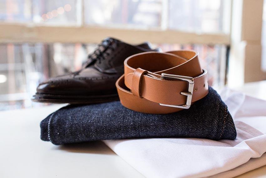 Thắt lưng và giày - bộ đôi cộng hưởng của phong cách-10