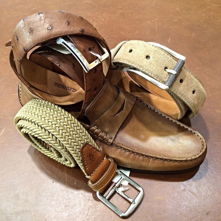Thắt lưng và giày - bộ đôi cộng hưởng của phong cách-11
