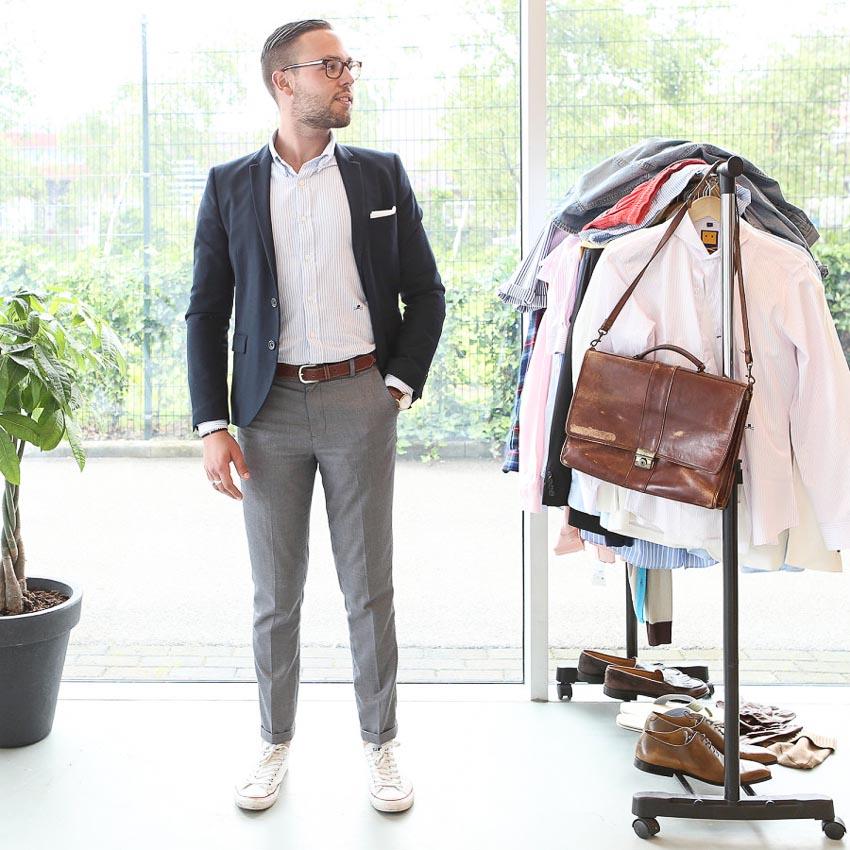 Thắt lưng và giày - bộ đôi cộng hưởng của phong cách-4