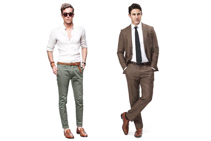 Thắt lưng và giày - bộ đôi cộng hưởng của phong cách-5