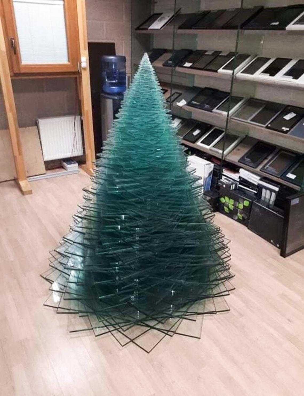 Thích mê những cây thông Noel 'có một không hai' của dân mạng-5