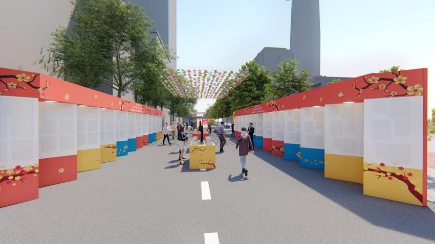 TP.HCM tổ chức Lễ hội Đường Sách Tết Canh Tý năm 2020-1