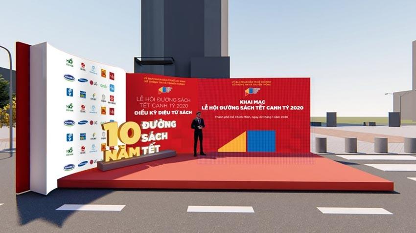 TP.HCM tổ chức Lễ hội Đường Sách Tết Canh Tý năm 2020-2