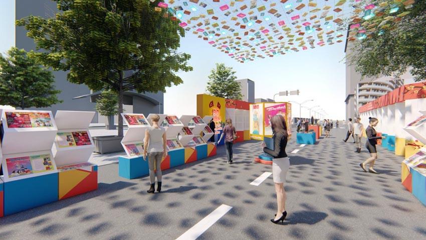TP.HCM tổ chức Lễ hội Đường Sách Tết Canh Tý năm 2020-3