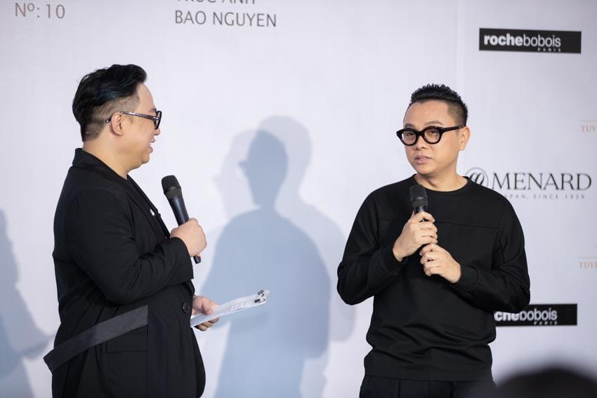 """Đông đảo người hâm mộ thời trang & nghệ thuật tham dự triển lãm """"Cục Im Lặng"""" của NTK Nguyễn Công Trí -2"""