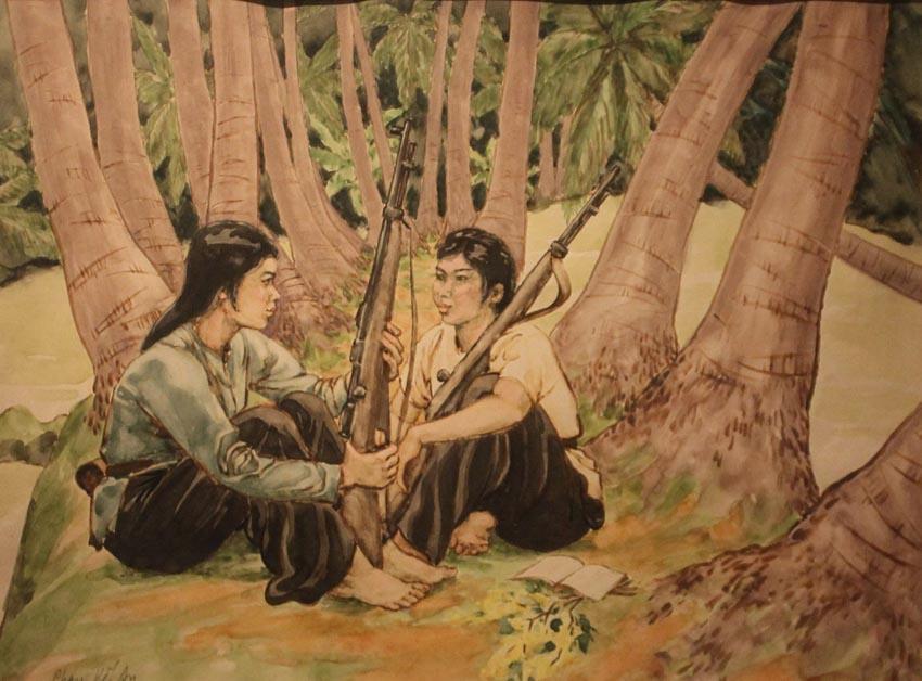 'Từ nhân dân mà ra', những khoảnh khắc hào hùng và lãng mạn - 8