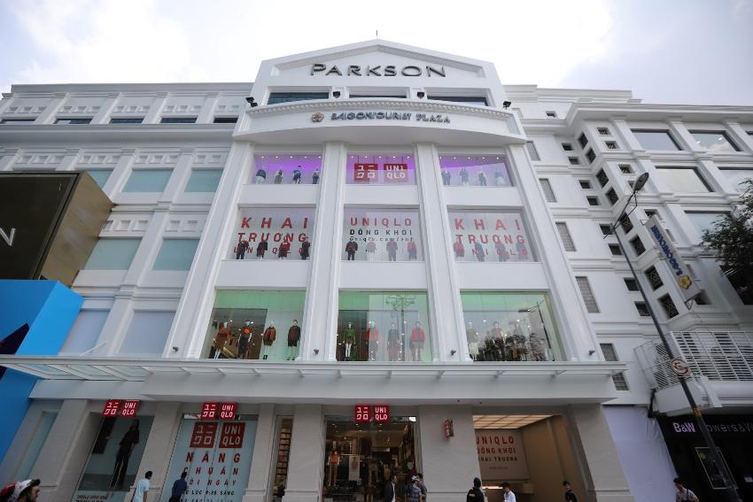 cửa hàng UNIQLO Đồng Khởi
