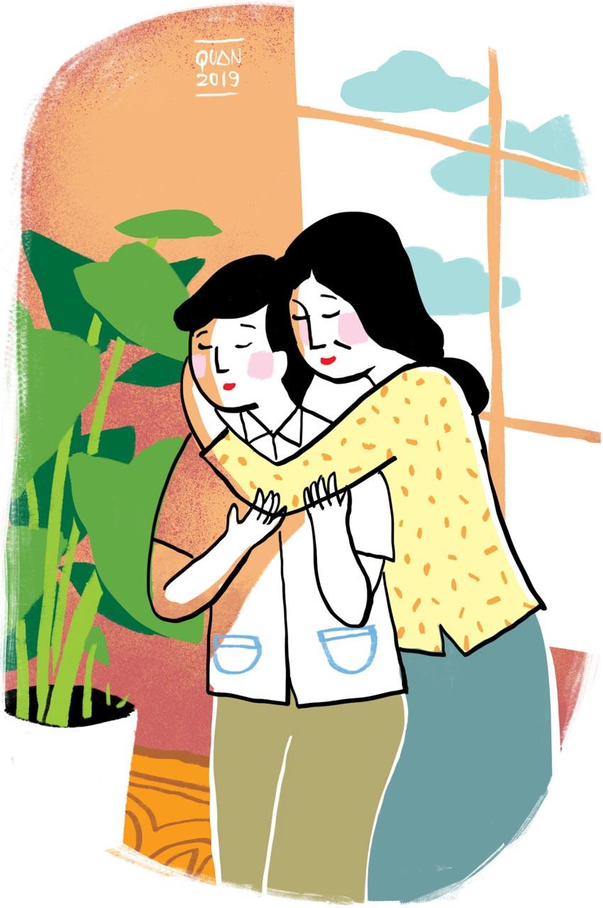 Với người trầm cảm, hãy yêu thương thật nhiều -1