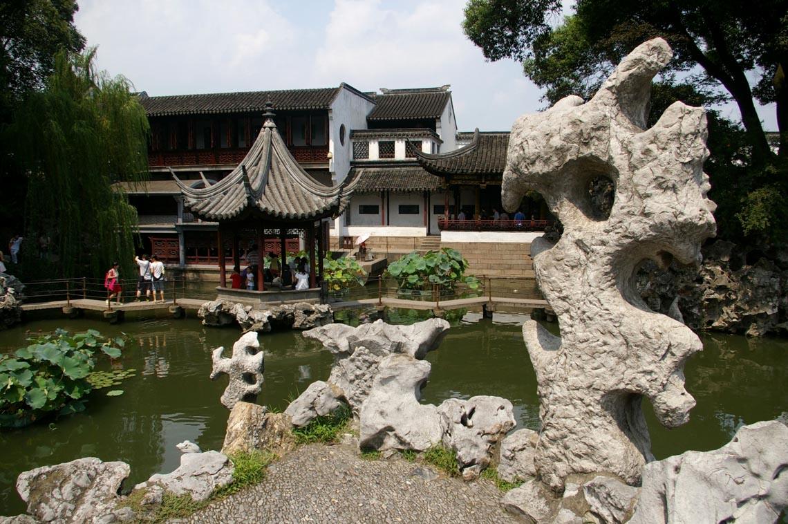 Vườn cảnh Tô Châu, thiên đường nhân gian-1