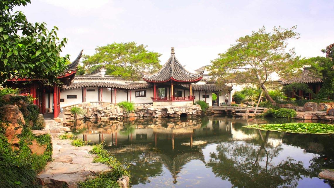 Vườn cảnh Tô Châu, thiên đường nhân gian-10