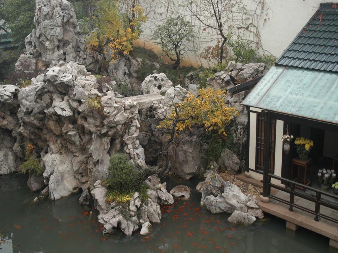 Vườn cảnh Tô Châu, thiên đường nhân gian-12