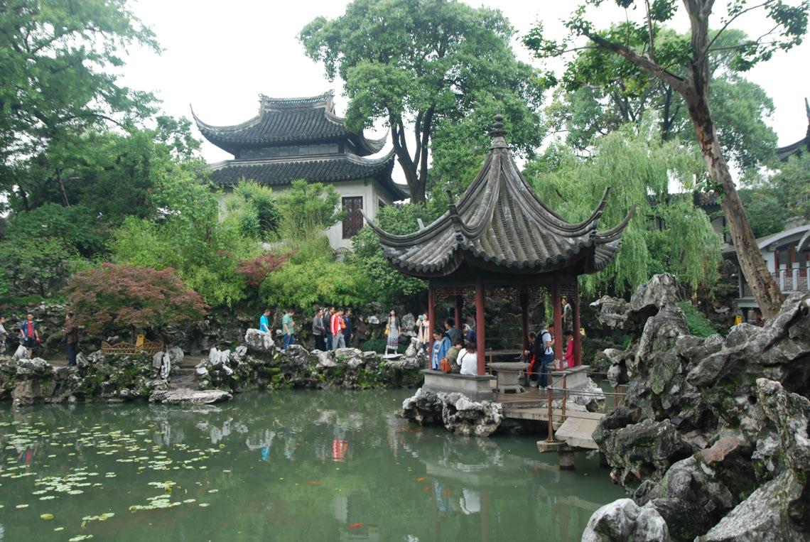 Vườn cảnh Tô Châu, thiên đường nhân gian-14