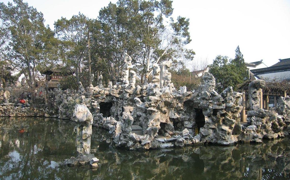 Vườn cảnh Tô Châu, thiên đường nhân gian-15