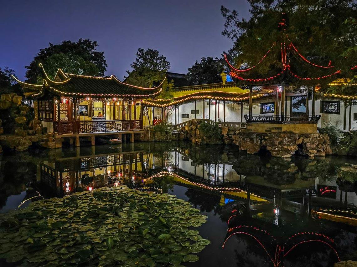 Vườn cảnh Tô Châu, thiên đường nhân gian-16