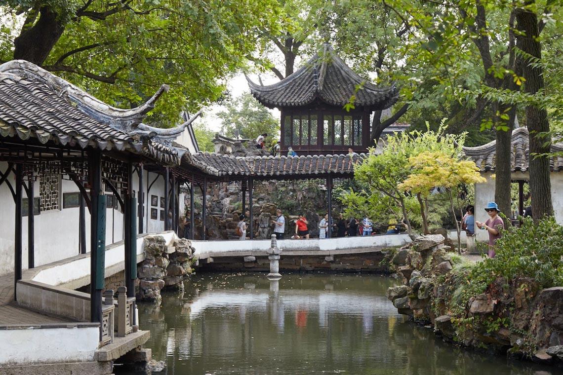 Vườn cảnh Tô Châu, thiên đường nhân gian-18