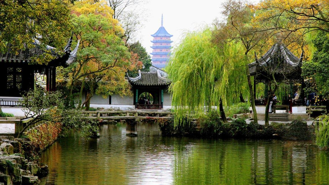 Vườn cảnh Tô Châu, thiên đường nhân gian-2