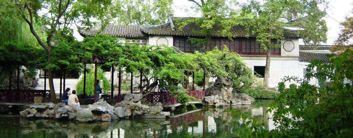 Vườn cảnh Tô Châu, thiên đường nhân gian-6