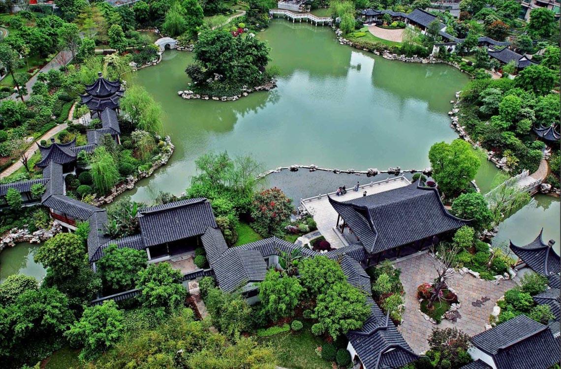 Vườn cảnh Tô Châu, thiên đường nhân gian-7