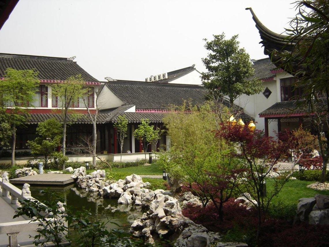 Vườn cảnh Tô Châu, thiên đường nhân gian-8