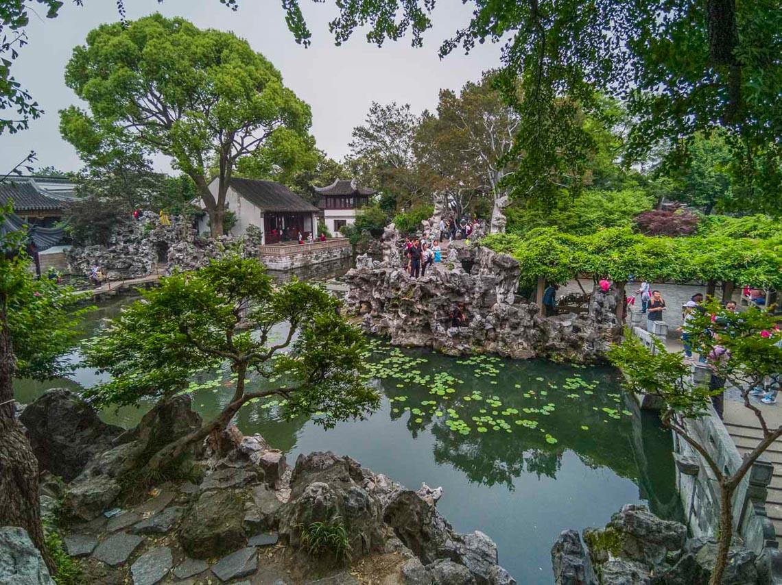 Vườn cảnh Tô Châu, thiên đường nhân gian-9
