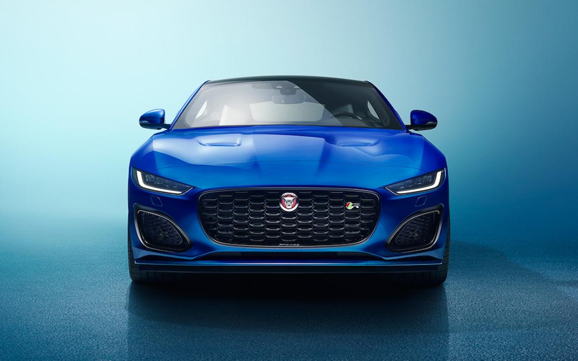Jaguar F-Type 2021 chính thức ra mắt - 10