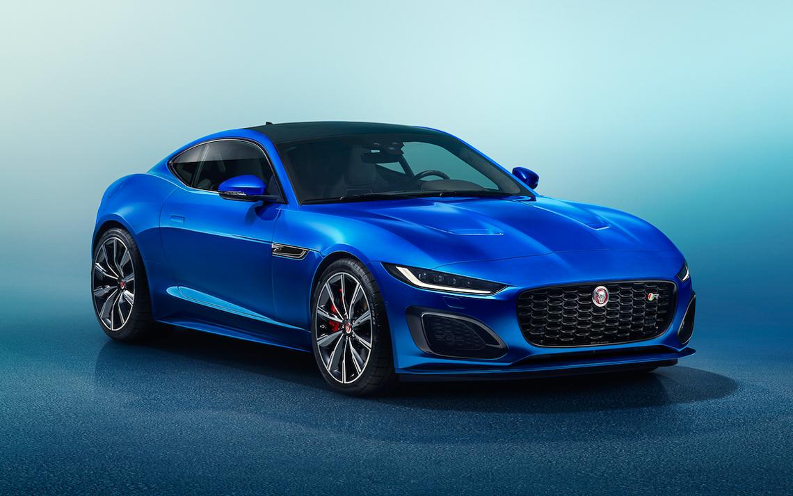 Jaguar F-Type 2021 chính thức ra mắt - 11