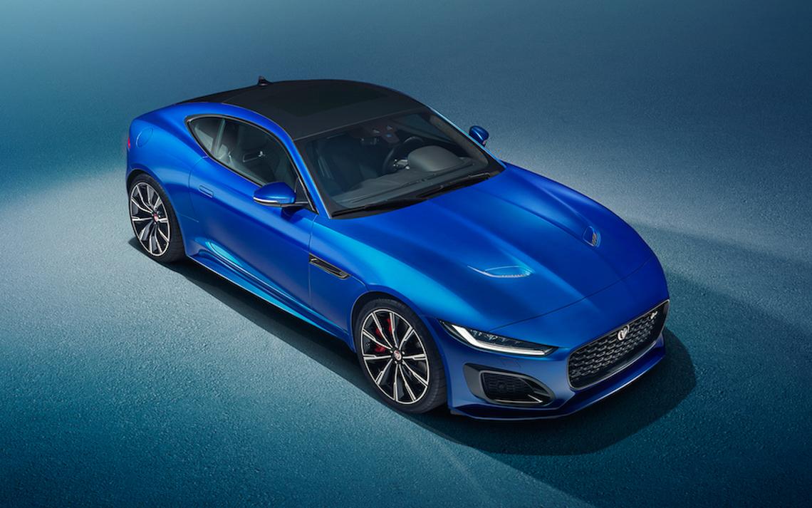 Jaguar F-Type 2021 chính thức ra mắt - 12