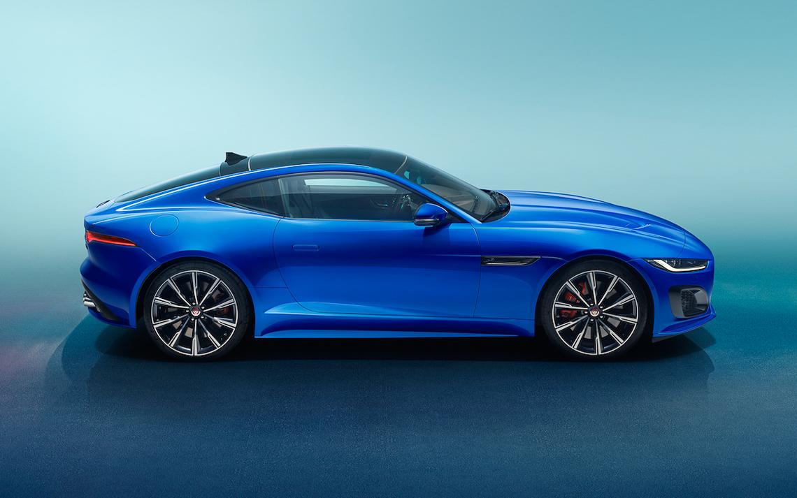 Jaguar F-Type 2021 chính thức ra mắt - 13