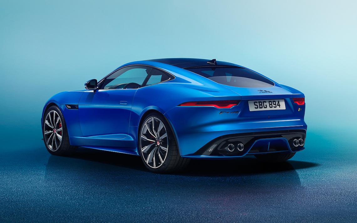 Jaguar F-Type 2021 chính thức ra mắt - 14