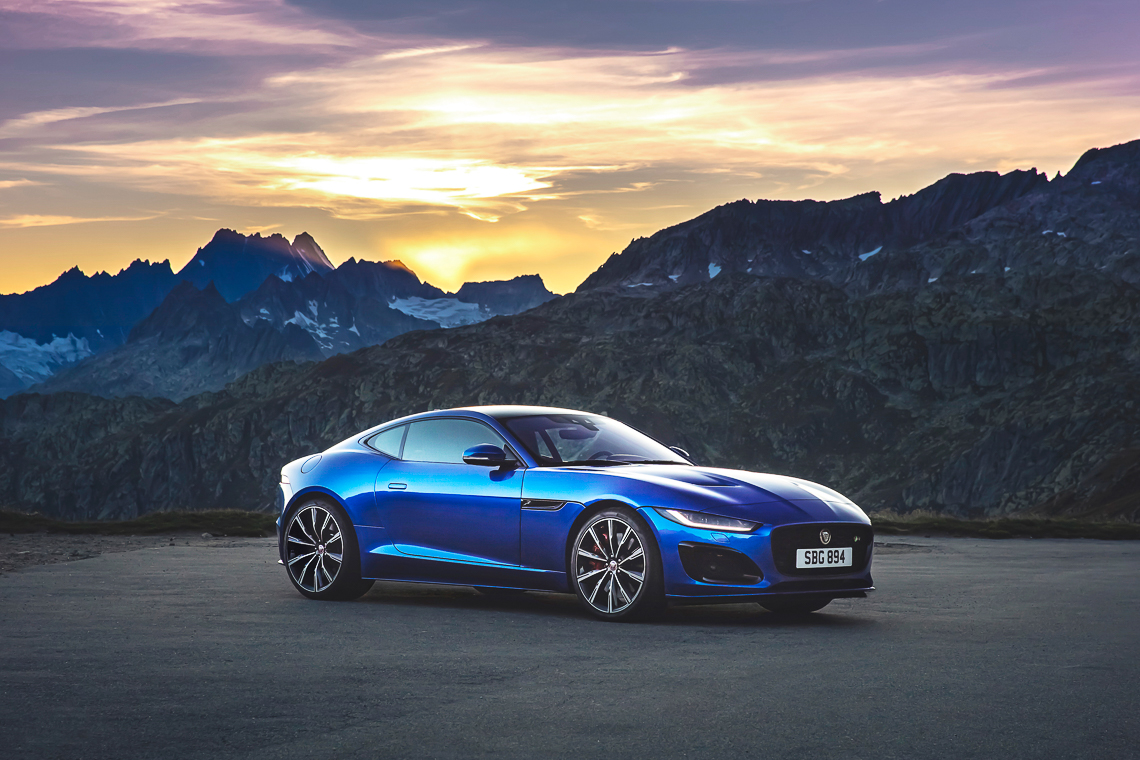 Jaguar F-Type 2021 chính thức ra mắt - 19