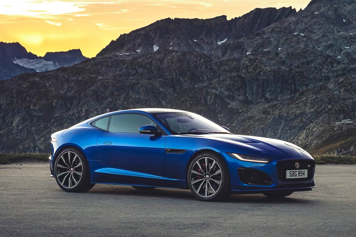 Jaguar F-Type 2021 chính thức ra mắt - 20