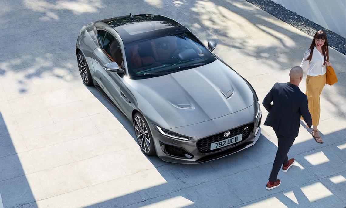 Jaguar F-Type 2021 chính thức ra mắt - 23