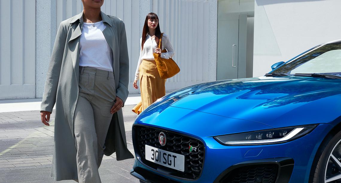 Jaguar F-Type 2021 chính thức ra mắt - 3