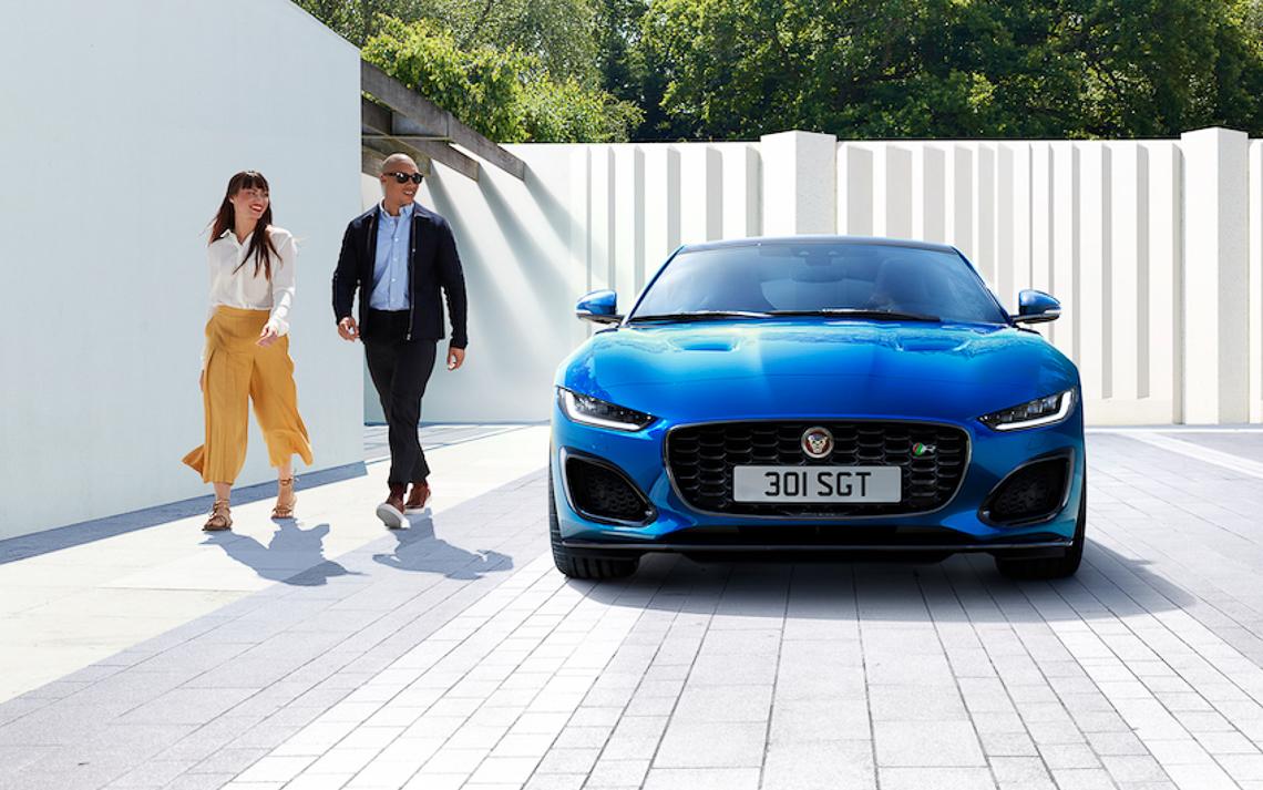Jaguar F-Type 2021 chính thức ra mắt - 4