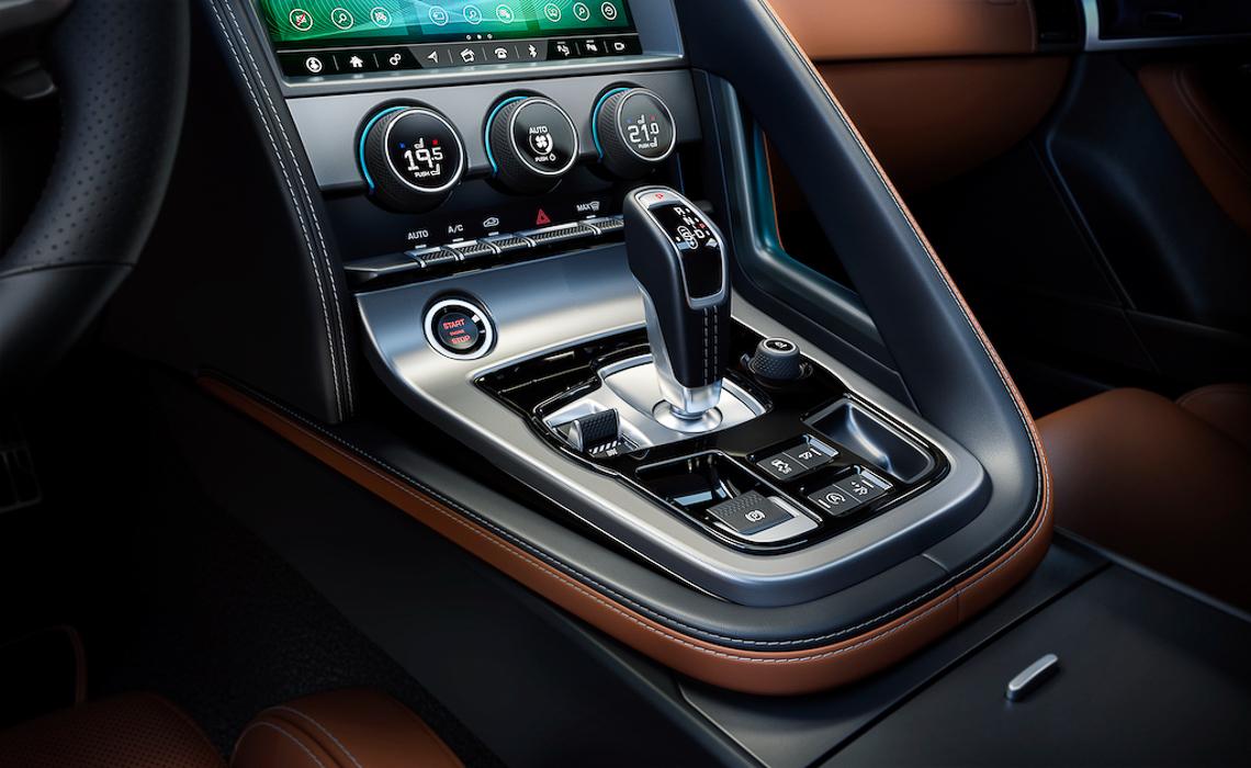 Jaguar F-Type 2021 chính thức ra mắt - 8