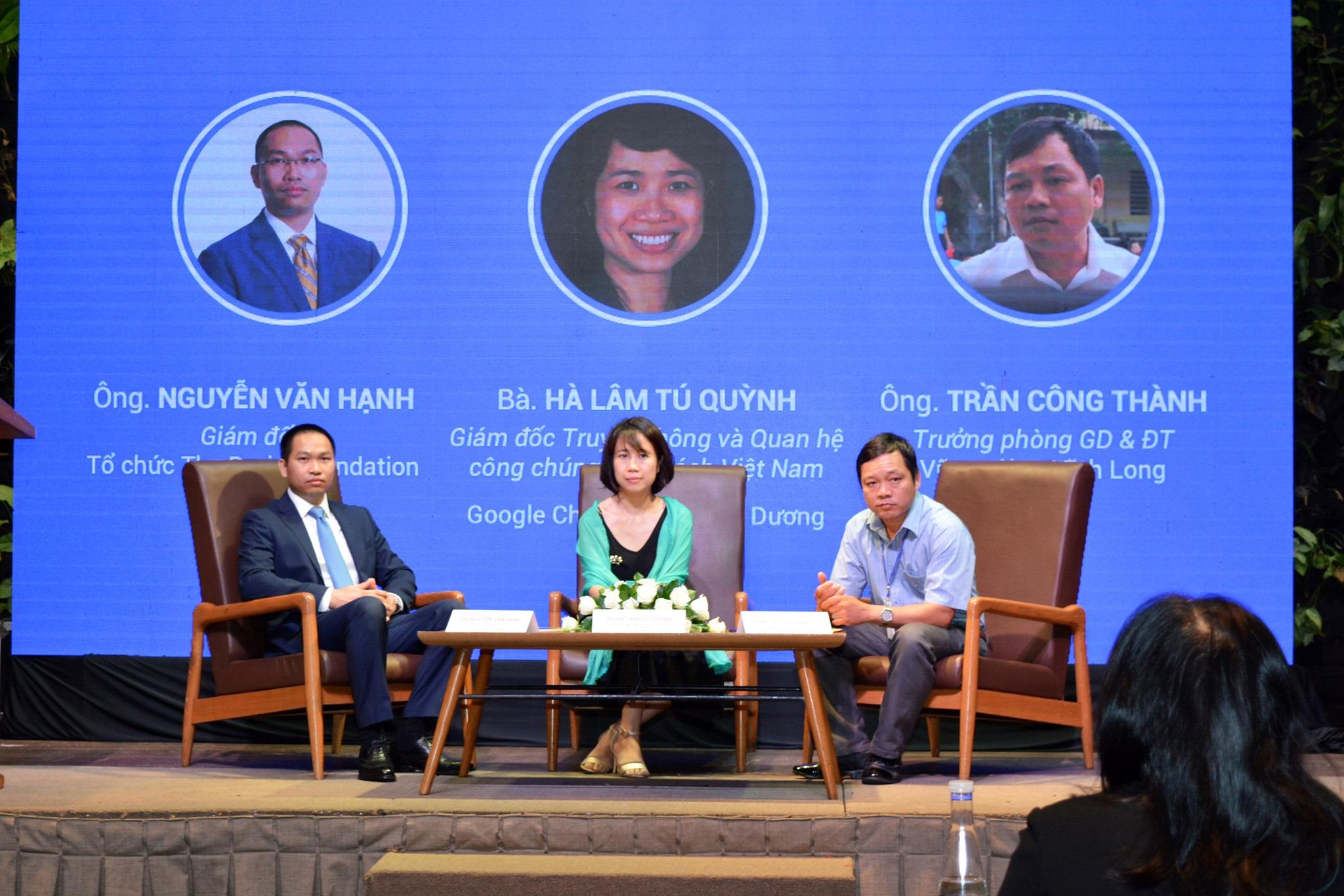 """Dự án """"Lập trình tương lai cùng Google"""" cho 150.000 học sinh, sinh viên Việt Nam - 2"""