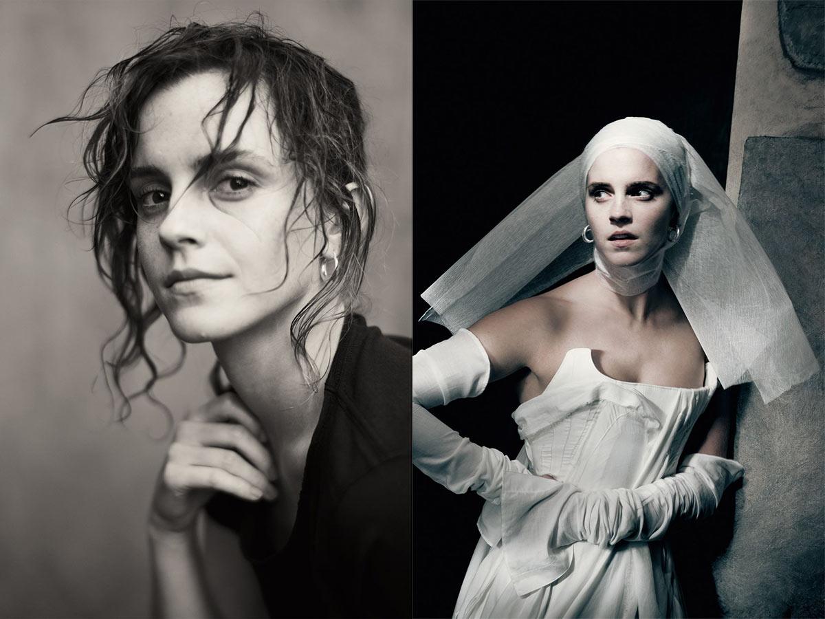 Emma Watson, Kristen Stewart hoá thân trong bộ lịch Pirelli 2020 - 7