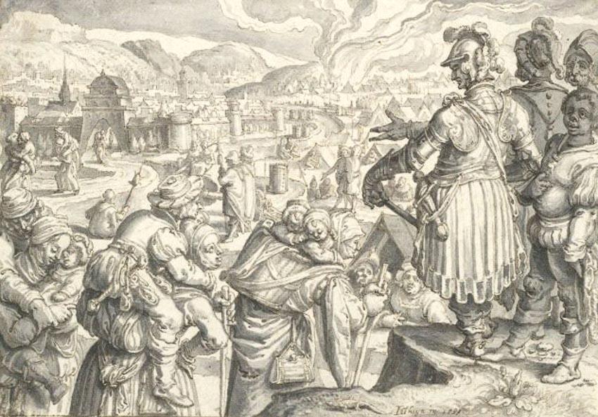 Những vũ khí công thành và giữ thành kỳ lạ trong lịch sử - 9