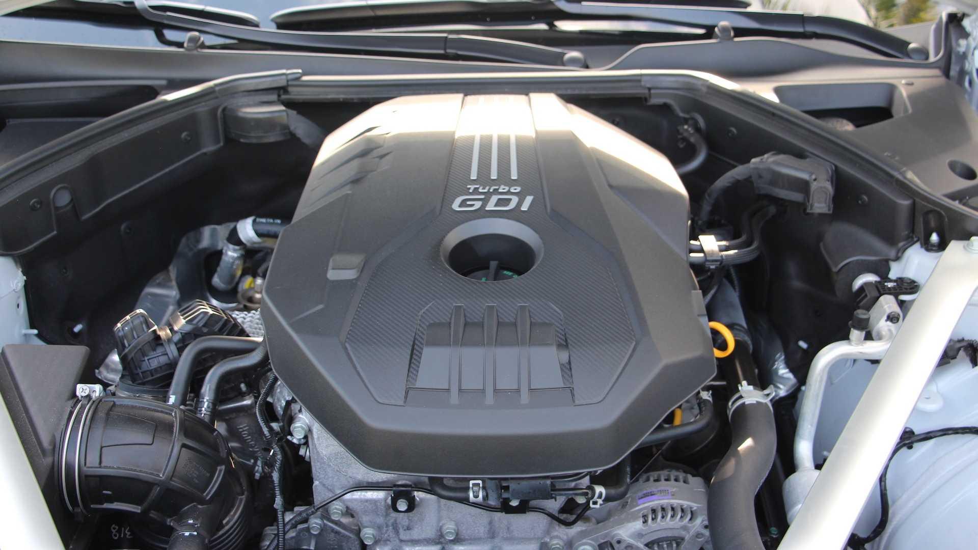 Genesis G70 động cơ 2.5L turbo - 15
