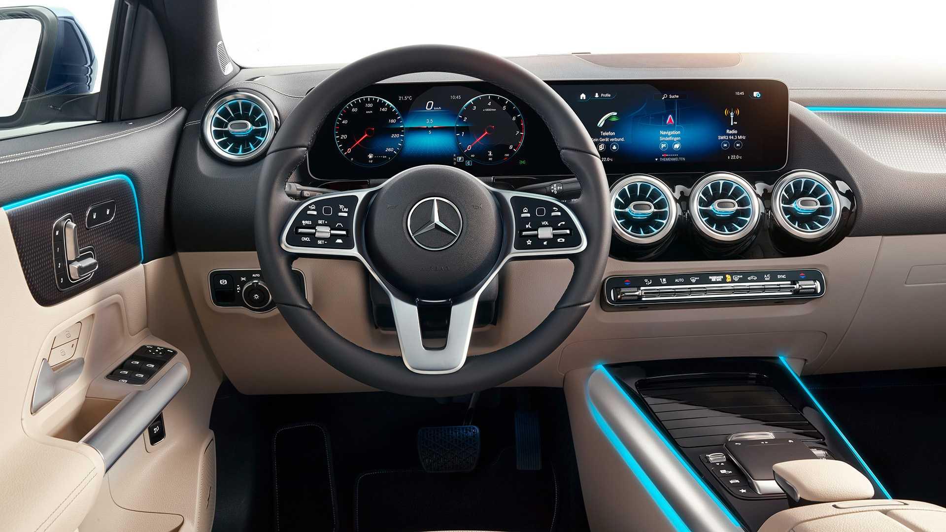 Ra mắt Mercedes-Benz GLA 2021 thế hệ mới, nhiều cải tiến đáng chú ý - 09
