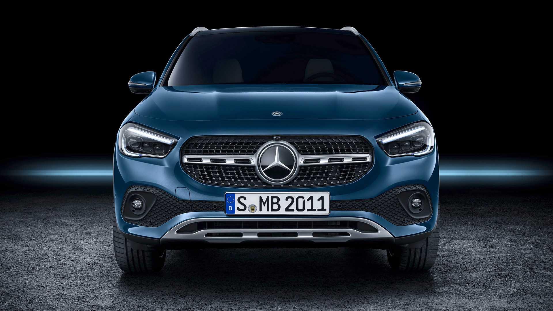 Ra mắt Mercedes-Benz GLA 2021 thế hệ mới, nhiều cải tiến đáng chú ý - 02