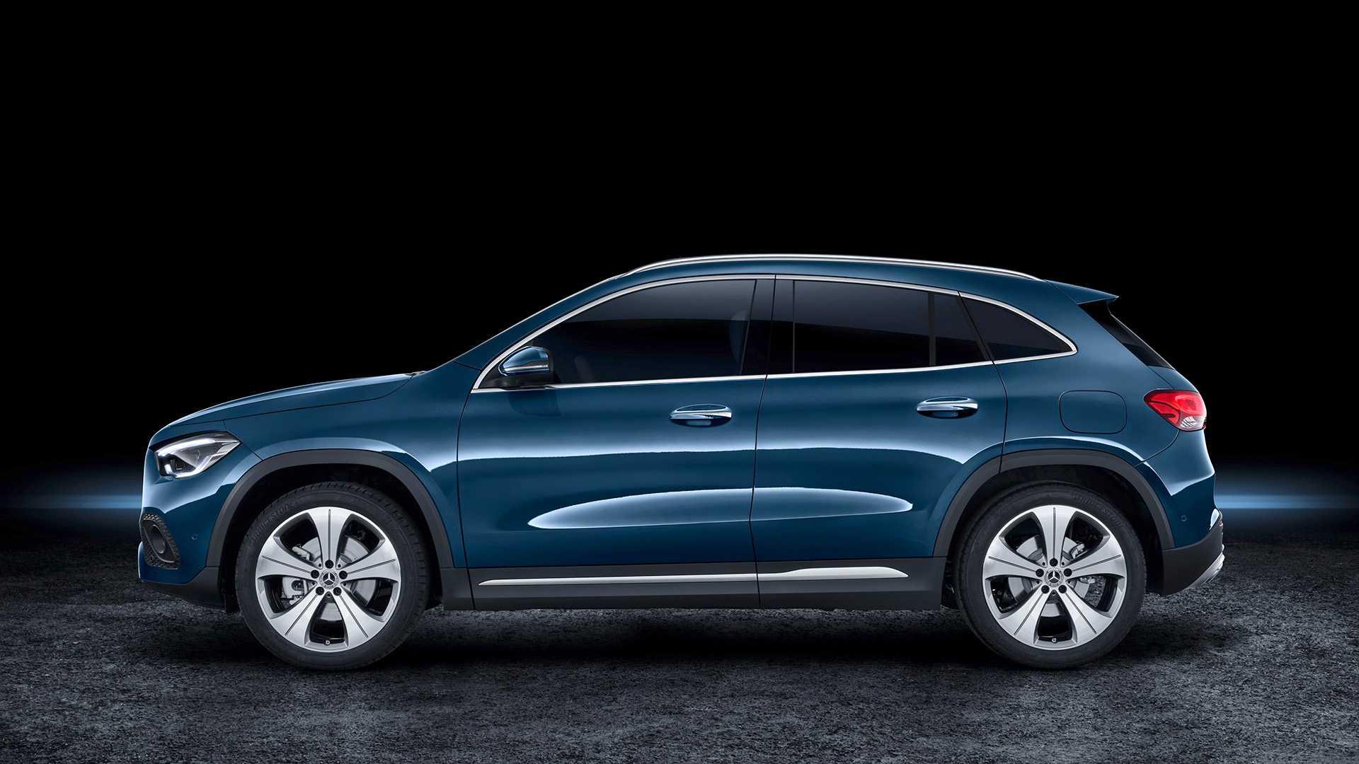Ra mắt Mercedes-Benz GLA 2021 thế hệ mới, nhiều cải tiến đáng chú ý - 04