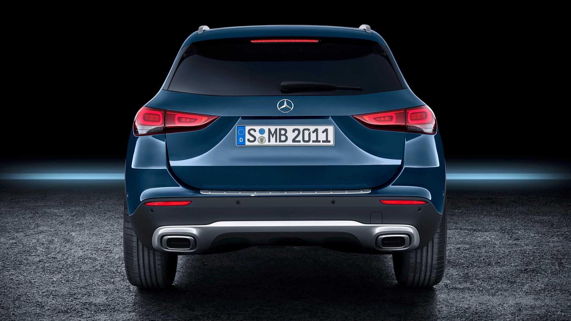 Ra mắt Mercedes-Benz GLA 2021 thế hệ mới, nhiều cải tiến đáng chú ý - 06