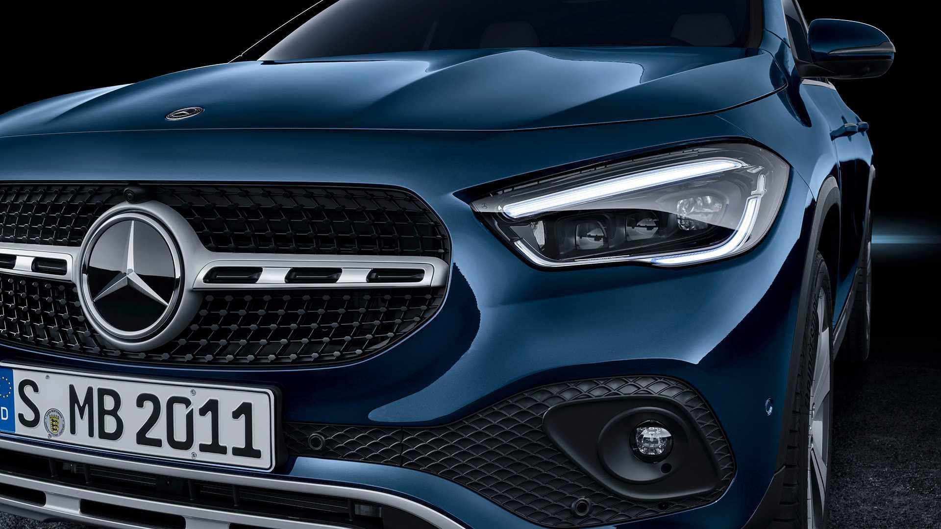Ra mắt Mercedes-Benz GLA 2021 thế hệ mới, nhiều cải tiến đáng chú ý - 07