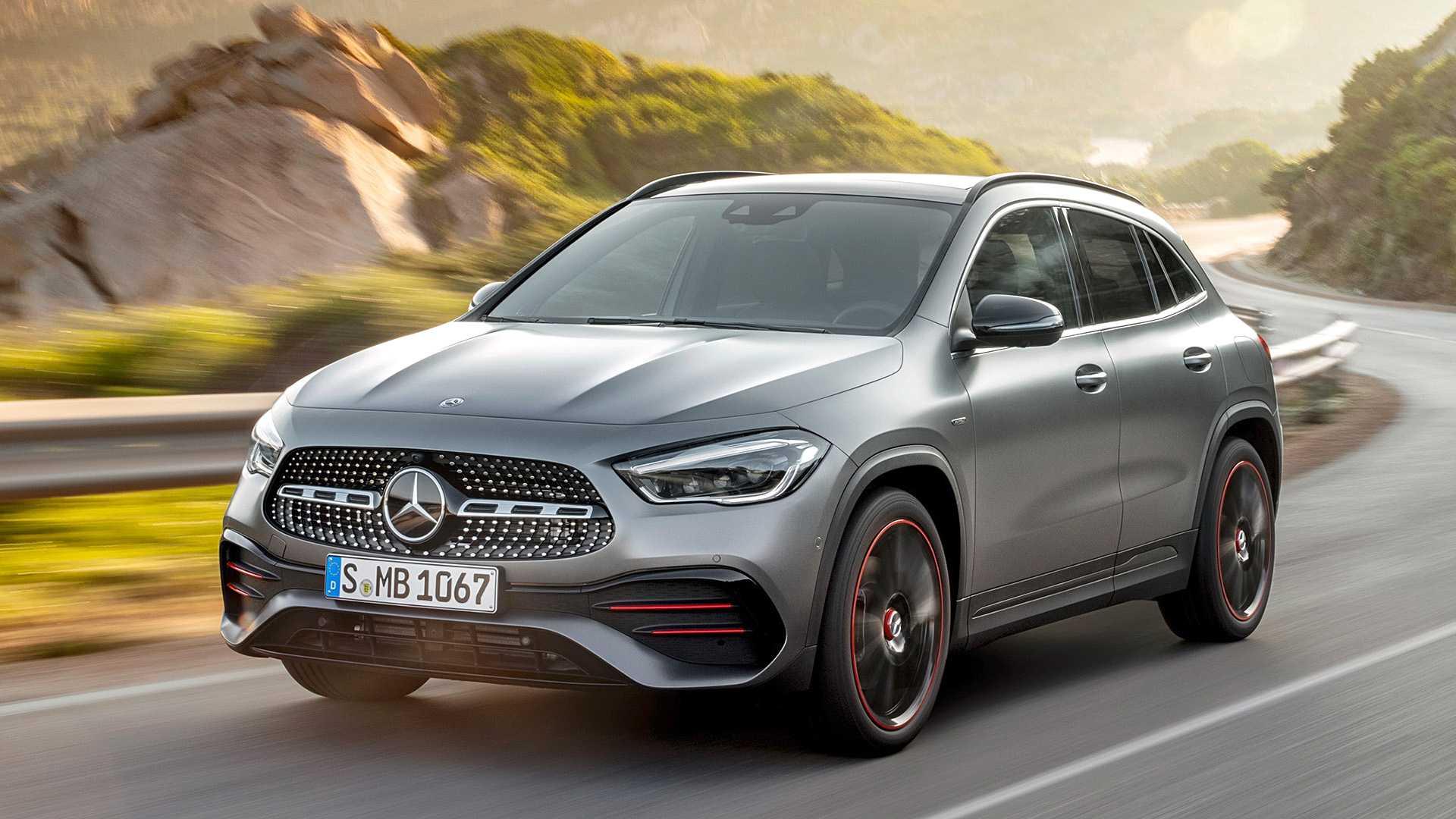 Ra mắt Mercedes-Benz GLA 2021 thế hệ mới, nhiều cải tiến đáng chú ý - 0