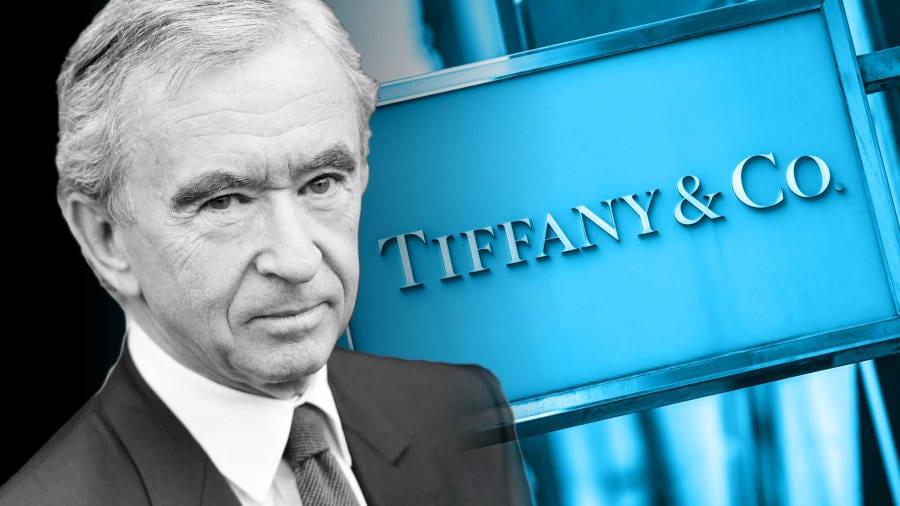 LVMH thâu tóm Tiffany & Co.