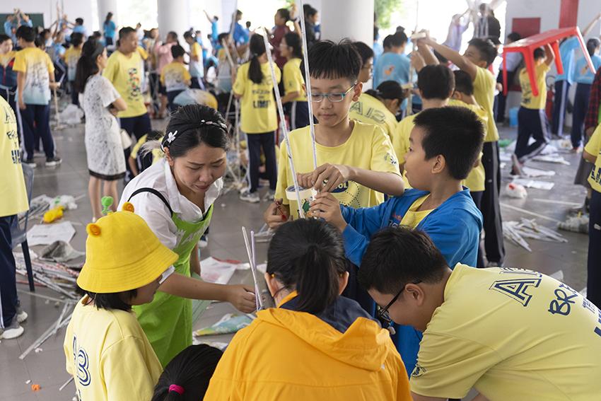 Nhiều hoạt động bổ ích trong Mega Workshop tại trường THPT chuyên Trần Đại Nghĩa - 3